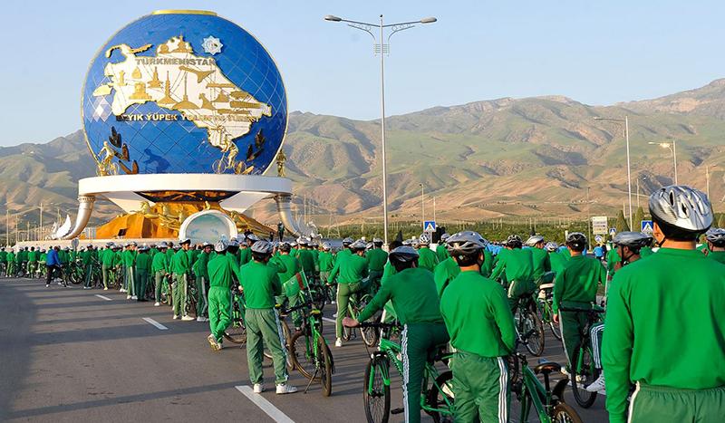 Le Turkménistan a été épargné par le coronavirus en refusant l'entrée de l'OMS dans le pays