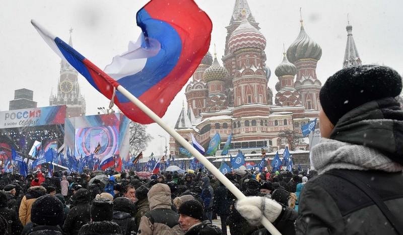 La Russie contemporaine dans la géopolitique internationale, Effacement ou Affirmation ?