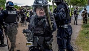Répression en Biélorussie et en France