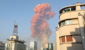 La vérité sur l'explosion au Liban en vidéo