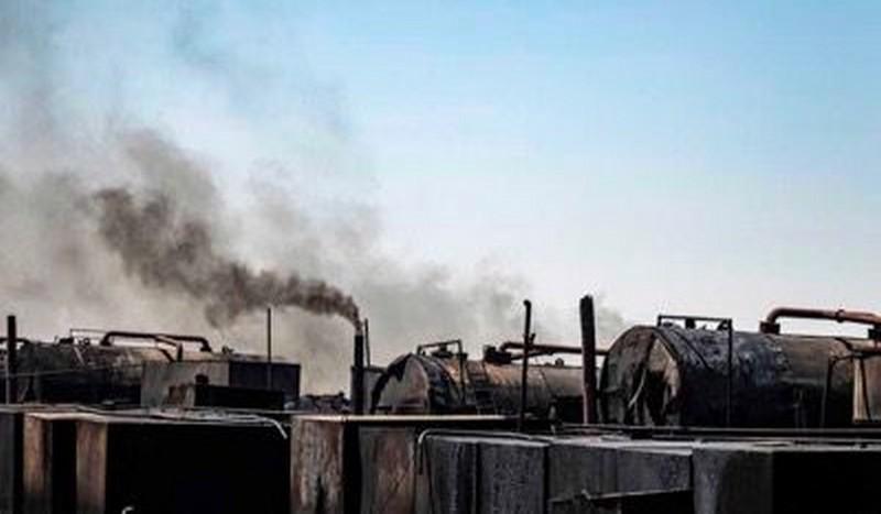 La CIA exploite illégalement le pétrole au Nord-Est de la Syrie