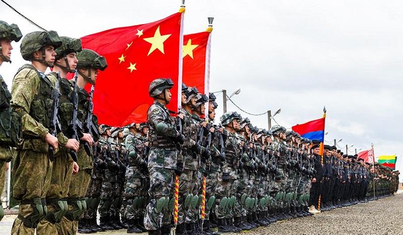 La Chine prend part aux exercices militaires Caucase 2020