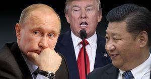 Nouvelles turbulences dans le triangle géopolitique États-Unis, Chine, Russie