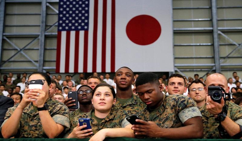 L'allié japonais des États-Unis n'échappe pas à la destruction