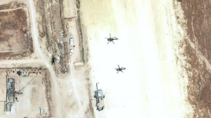 Syrie – Un hélicoptère US abattu