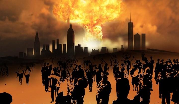 Derrière Covid-19 il y a l'Armageddon