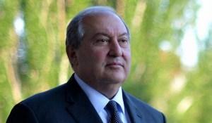 Le président arménien Armen Sarkissian reçu à l'Otan