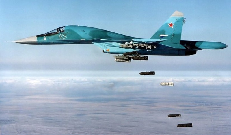 La Russie reprend les combats à Idleb