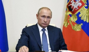 Vladimir Poutine classe la Chine et l'Allemagne devant les États-Unis