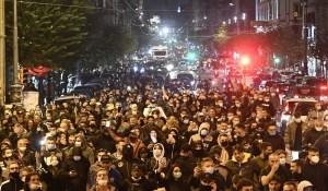 Naples – Des violentes manifestations contre le couvre-feu