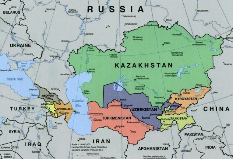 Le temps des troubles en Transcaucasie