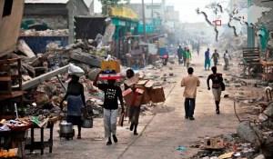« La Nouvelle Haïti »