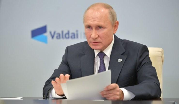 Vladimir Poutin