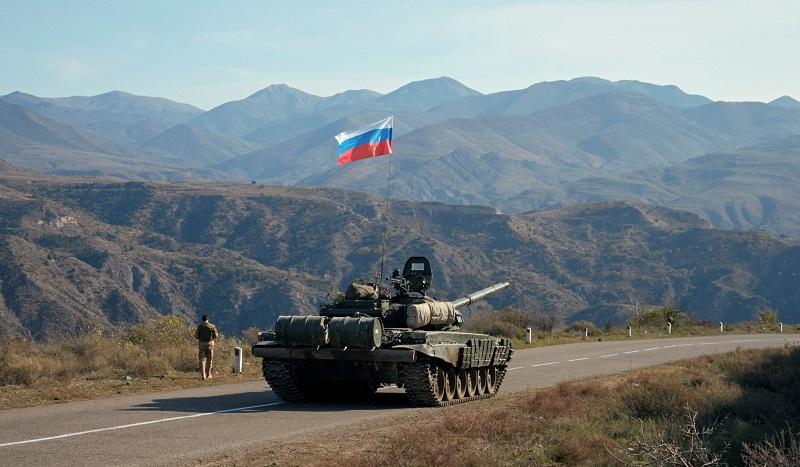 La France conteste le maintien de la paix russe dans le Caucase