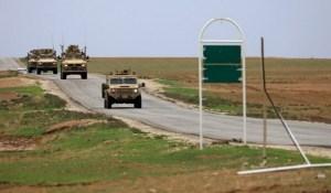 Sortie de la Syrie en cours ? Des convois américains se retirent du nord-est de la Syrie vers l'Irak