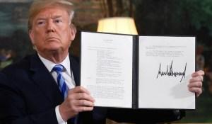 Rupture de l'accord sur le nucléaire iranien, à qui la faute ?