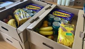 L'UNICEF nourrit pour la première fois des enfants au Royaume-Uni