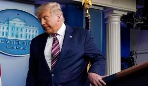 Le dernier hourra de Trump ?