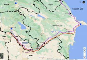 La Russie prend en charge le Nagorno-Karabakh