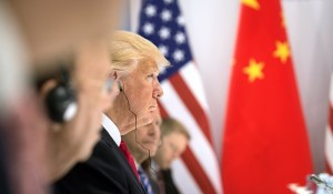 L'art, pas si secret, de Trump de contenir la Chine