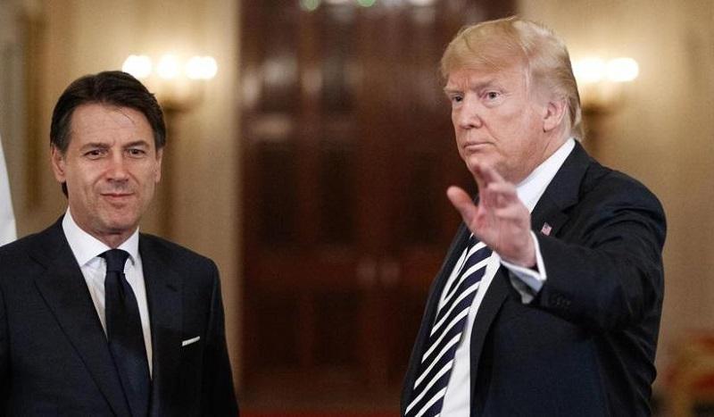 Italiagate – Le gouvernement Conte accusé d'être responsable de la fraude électorale contre Trump (Partie 1)