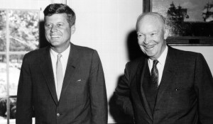 Eisenhower et Kennedy étaient-ils complotistes ou visionnaires ?
