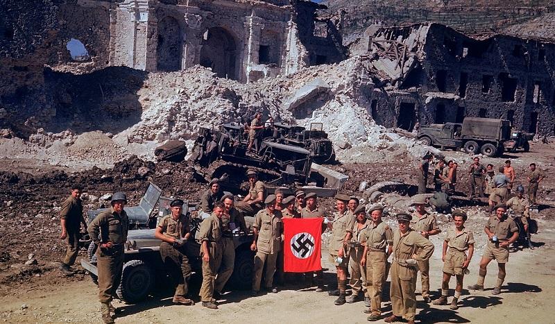 Presque toute l'Europe a attaqué l'URSS en 1941