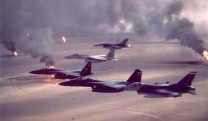 L'art de la guerre – Il y a trente ans, la Guerre du Golfe