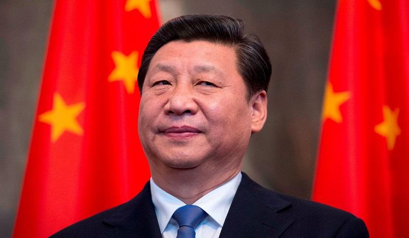 Xi Jinping lit l'acte d'émeute multilatéral au Davos virtuel