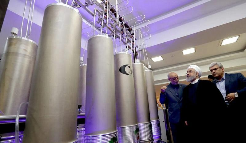 L'Iran peut « sans souci » produire de l'uranium enrichi à 90%