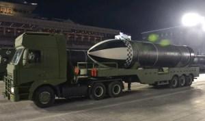 La Corée du Nord révèle un nouveau SLBM et affirme continuer ses efforts de dissuasion nucléaire