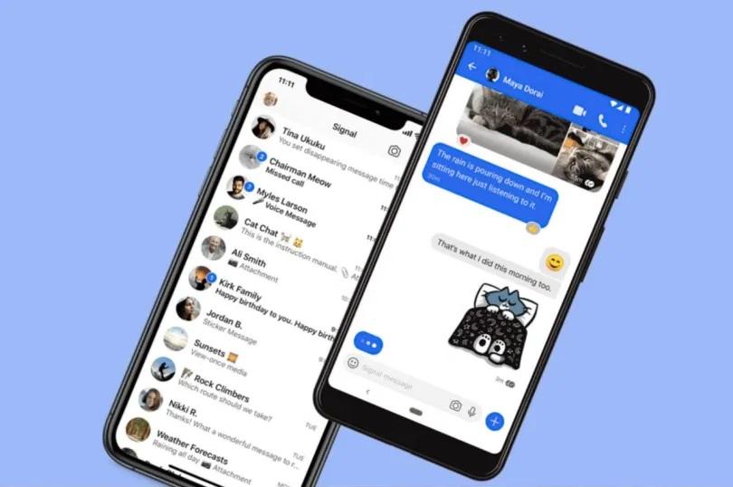 Quelles alternatives pour remplacer la messagerie WhatsApp tout en préservant votre vieprivée