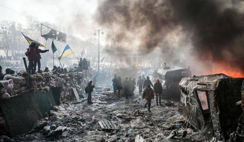 Avertissement au peuple russe : « Ne répétez pas la terrible tragédie de l'Ukraine »
