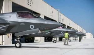 L'échec total du F-35