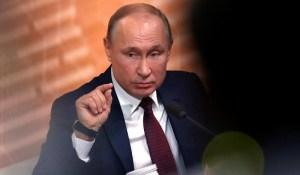 À ceux qui parlent de «Grand Reset», Poutine répond : «Pas si vite»