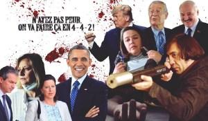 Marcel sur Obama, Loukachenko, Karine Lacombe, Fourtillan, les étudiants