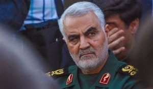 Le général Soleimani et les milices chrétiennes en Syrie