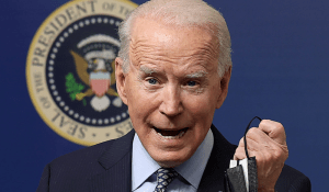 Première opération militaire du président Biden