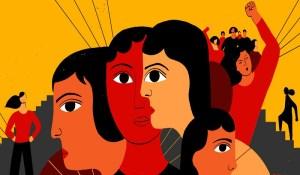Des femmes engagées dans la covidémie