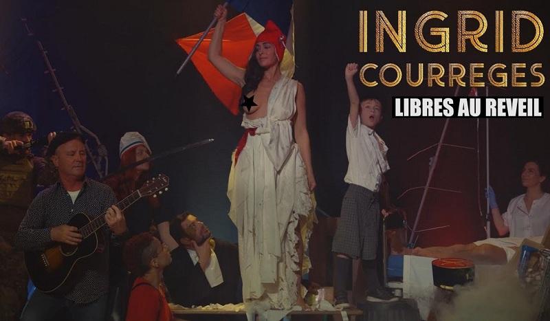 Libres au réveil : Ingrid Courrèges relève le défi présidentiel