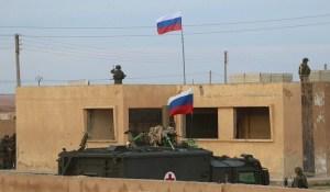 La Russie construit une nouvelle base militaire près de Palmyre en Syrie