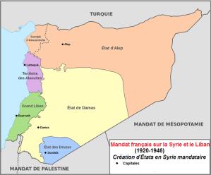 Syrie – Le combat du siècle dernier se répète aujourd'hui