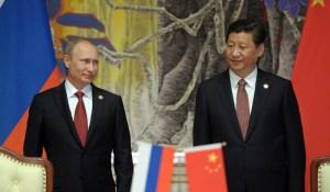 La Chine et la Russie lancent une «économie de résistance mondiale»