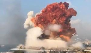 Beyrouth a-t-il été frappé par une explosion nucléaire tactique ?