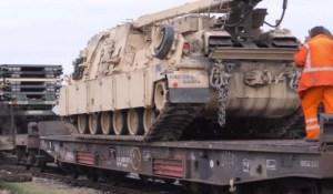 Lettonie – Pas de chemin de fer, pas d'OTAN