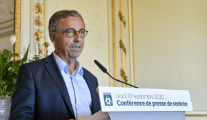 Le maire de Bordeaux, est-il un grand malade ?