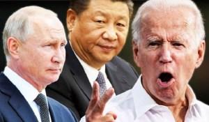 Réchauffement en Ukraine et à Taiwan
