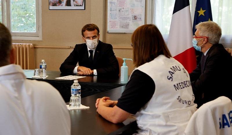 Le Monde et le « président épidémiologiste » : les récidives d'un communicant-journaliste