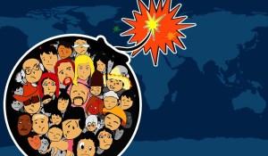 Pénurie plus internet – Pourquoi leur Grand Reset est un simulacre qui masque le réel effondrement occidental