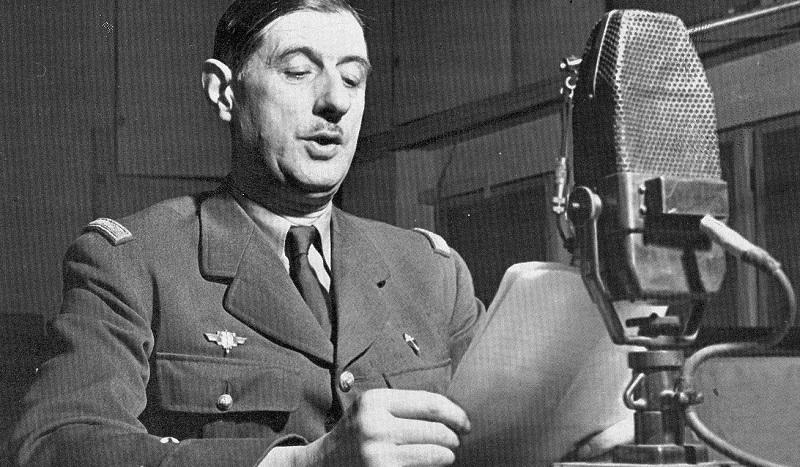 J'accuse (pour faire suite à Zola)… et je lance un appel (référence à de Gaulle)